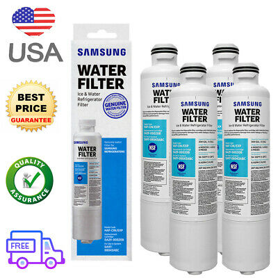 Genuine Samsung DA29-00020B HAF-CINEXP Refrigerator Water Filter 12346Pack