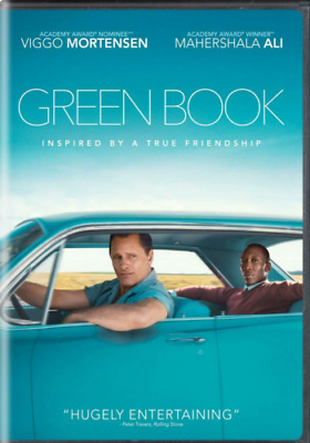 Green Book DVD New  Sealed