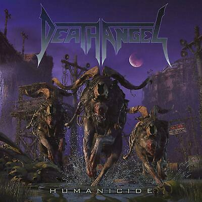 DEATH ANGEL  Humanicide cd  deathangel  digipack