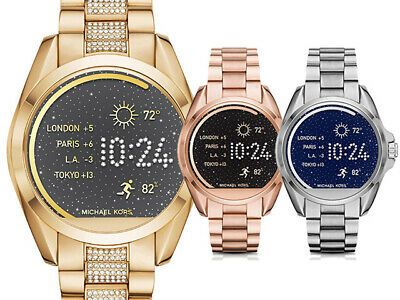 Michael Kors Bradshaw Access Touchscreen Smart watch Android ios Wear by Google