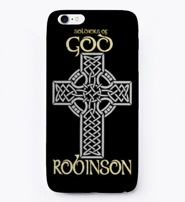 Robinson Soldiers Of God Gift Phone Case iPhone