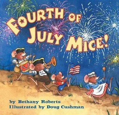 Fourth of July Mice by Bethany Roberts