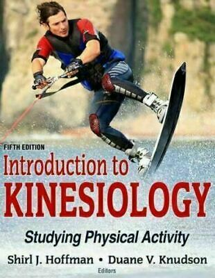 Introduction to Kinesiology Studying Physical Activity 5th Edition  P-D-F
