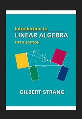 Introduction to Linear Algebra 5th Ed by Gilbert Strang P-D-F