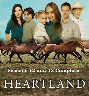 HEARTLAND Complete Series Seasons 12 and 13 DVD For US Players