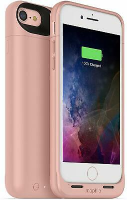 mophie Juice Pack Air 2525mAh Battery Charge Case iPhone SE 2020 8 - 7 - Rose