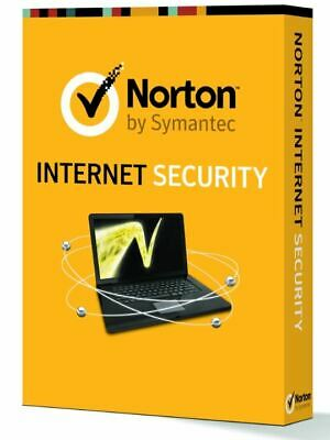 Norton Internet Security Premium 2020 1 Year 1 PC GREAT OFFER DOWNLOAD UK QUICK