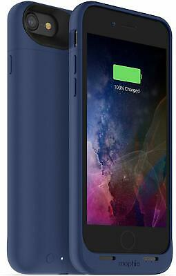 mophie Juice Pack Air 2525mAh Battery Charge Case for iPhone 8 - iPhone 7 - Blue