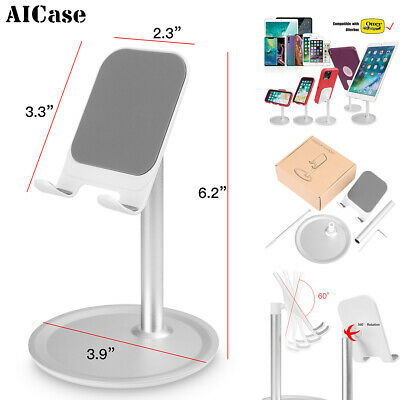 Universal Portable Desktop Stand Mount Holder F iPhone Samsung Tablet Cell Phone