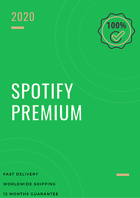 Spotify Premium 🎵 Fast Delivery 🔥 12-Month Warranty