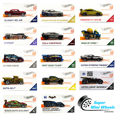 Hot Wheels ID Cars 2020 New - Update to 5212020