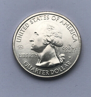 2020-W American Samoa Quarter West Point 25 cents - BU - Free Shipping