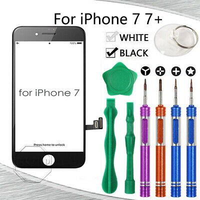 For iPhone 7 7 Plus LCD Display Touch Screen Digitizer Frame Replacement-9 Tools