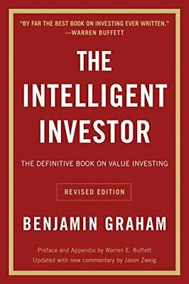 👉The Intelligent Investor The Definitive Book On Value Investing✅Get it FAST✅