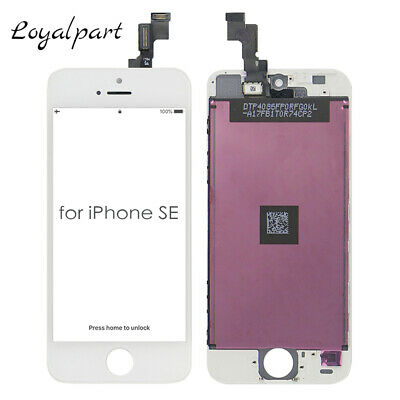 For iPhone SE Screen Replacement LCD Touch Screen Digitizer A1723 A1662 A1724