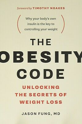 🔥 The Obesity Code Unlocking the Secrets of Weight Loss ✅ FAST DELIVERY ✅