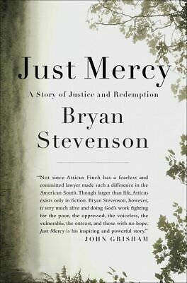 Just Mercy A Story of Justice and Redemption - Bryan Stevenson Digital 2015
