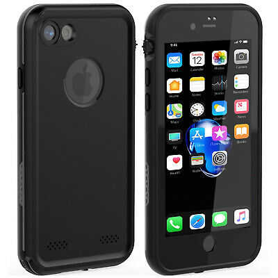 For iPhone 7 Plus Waterproof Case Shockproof iphone 8 Cover Screen Protective