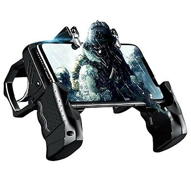 K21 Mobile Game Controller for PUBGCall of DutyFortnite AimTrigger with L1R1