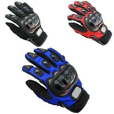 Motorcycle Gloves Provides Leather Attractive Heavy Duty Motorcycle Bike Racing