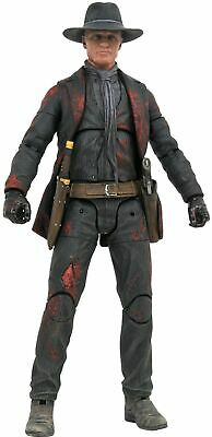 Westworld Select Series 1 The Man in Black Action Figure Battle Damaged