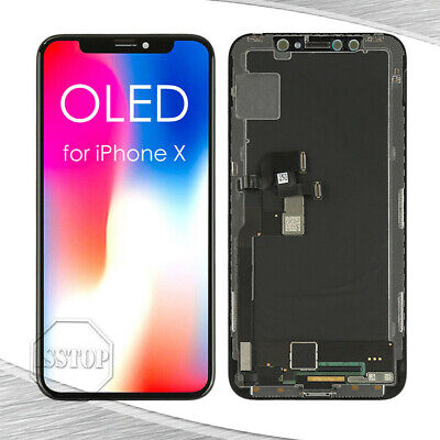 For iPhone X XR Xs Max 11 LCDOLED Touch Screen Screen Replacement Digitizer US