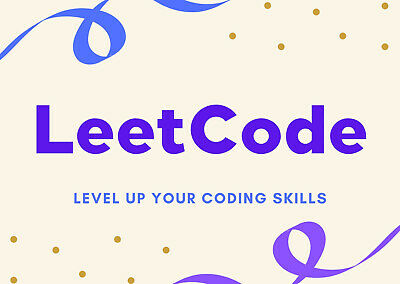 LeetCode Premium Subscription One Year Plan - One Year WarrantyLeet Code