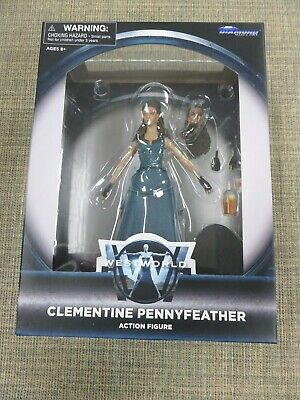 NEW HBO Westworld Clementine Pennyfeather Action Figure Diamond Select Toys