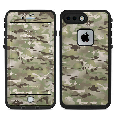 Skin for LifeProof FRE iPhone 7 Plus8 Plus - FC Camo - Sticker Decal
