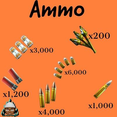 Best Price Ammo Bullets - Fortnite Save The World