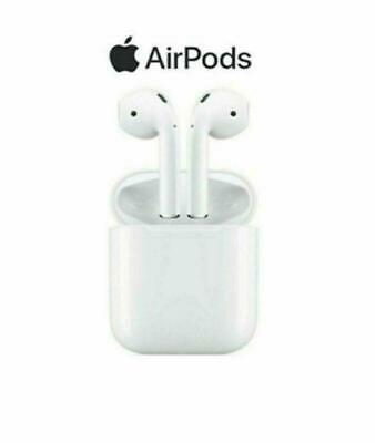 Xmas Airpods 2nd Generation Bluetooth Earbud Earphones Headset W Charging Case