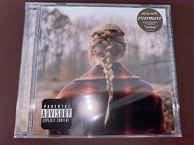 CD - TAYLOR SWIFT - Evermore - SEALED