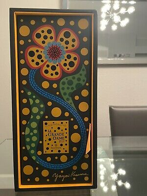 Yayoi Kusama x Veuve Clicquot La Grande Dame 2012 Limited Edition Bottle - Case