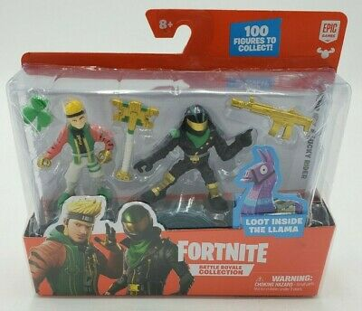 Fortnite Battle Royale Collection Master Key - Lucky Rider Figures New