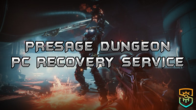 Presage Dungeon - Flawless Master - Emblem - Recovery Service PCXboxPS4