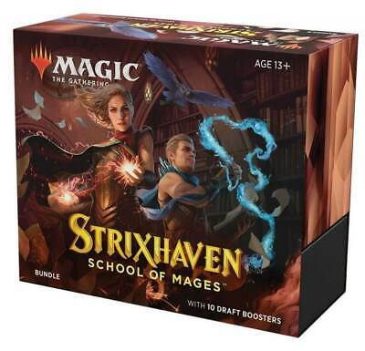 Strixhaven Bundle - MTG - Brand New Our Preorders Ship Fast