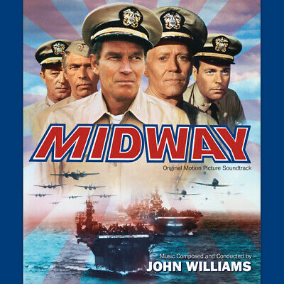 Midway - John Williams - Varese Club edition  -  NEW sealed CD