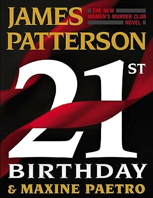 21st Birthday Womens Murder Club by James Patterson 1