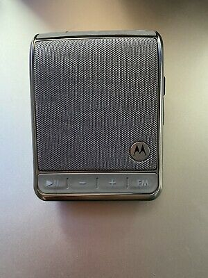 Motorola Roadster 2 Wireless Hands Free Bluetooth Speaker Phone With USB Cable