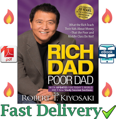 Rich Dad Poor Dad  What the Rich Teach Their Kids about Money By Robert