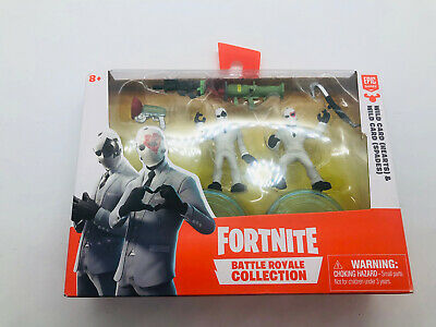 Fortnite Battle Royale Collection Wild Card Hearts - Spade