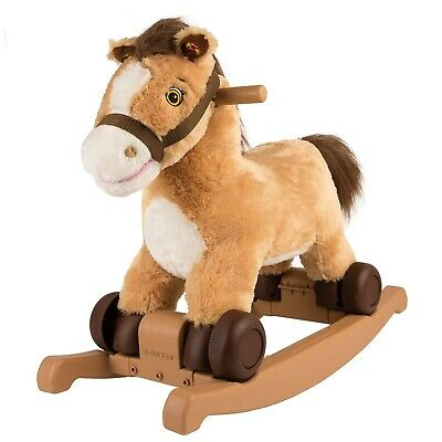 Rockin Rider Charger Candy 2-in-1 Pony