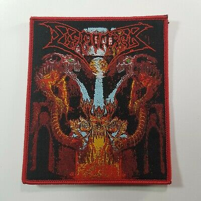 DISMEMBER LIKE AN EVER FLOWING STREAM WOVEN PATCH