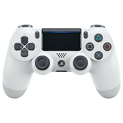 Wireless Glacier White Controller for Playstation PS4