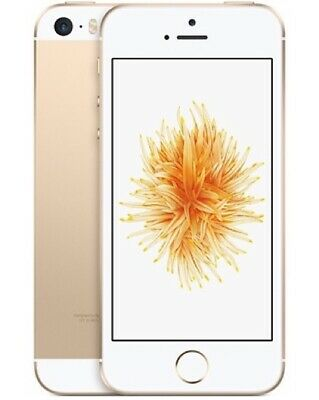 Apple iPhone SE 64GB OHNE TOUCH ID - Gold - Smartphone inkl. MwSt