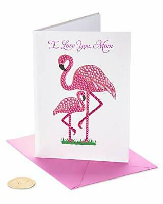 Papyrus Mothers Day Card Flamingos 4200598