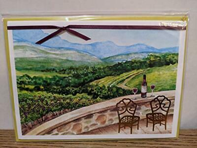 PAPYRUS Mothers Day Wine Vineyard Card 1 pc