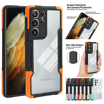 Shockproof Phone Case For Samsung S21 Plus Note 20 Ultra A51 A71 A52A42A32A12 5G
