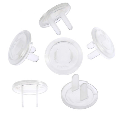 Outlet Plug Covers 52 Pack Clear Child Proof Electrical Protector Safety