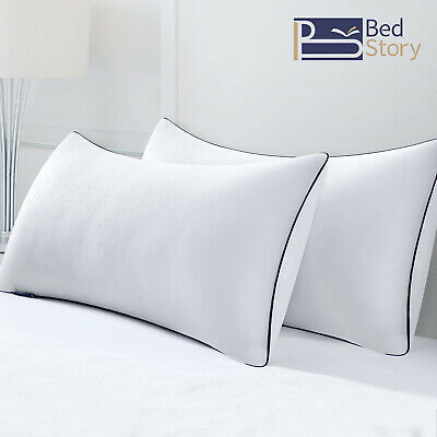 BedStory Bed Pillows 2 pack for Sleeping Standard Queen King Luxury Hotel Pillow